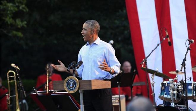 Δυσφορούν οι Αμερικανοί με τους χειρισμούς Ομπάμα σε θέματα τρομοκρατίας, σύμφωνα με δημοσκόπηση