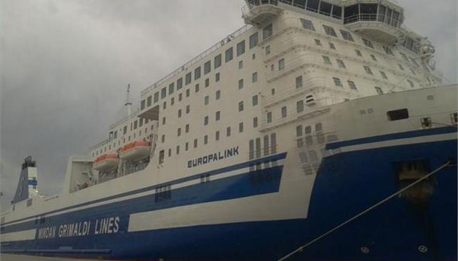 Αποβιβάστηκαν οι 693 επιβάτες του πλοίου που προσέκρουσε σε βραχονησίδα κοντά στην Κέρκυρα