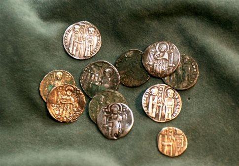 Επαναπατρίζονται από την Ιταλία 80 αρχαία νομίσματα
