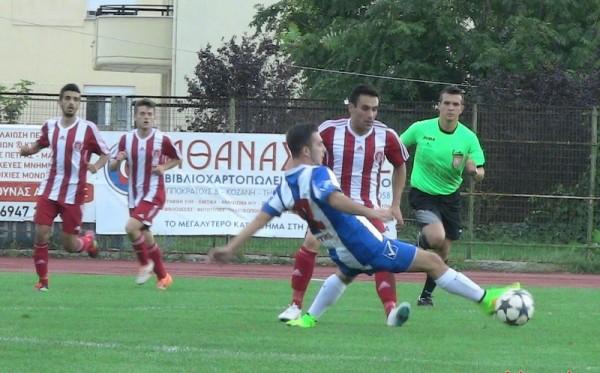 «Φωνάζει» ο Πύρασος στην ήττα από την Κοζάνη με 2-1
