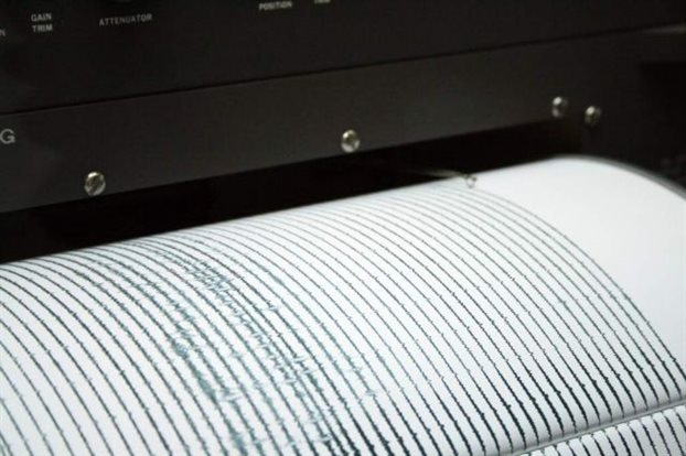 Ασθενής σεισμική δόνηση 3,4 Ρίχτερ νοτιοδυτικά της Σαμοθράκης