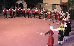 Eγγραφές στα χορευτικά τμήματα του Συλλόγου Θρακών