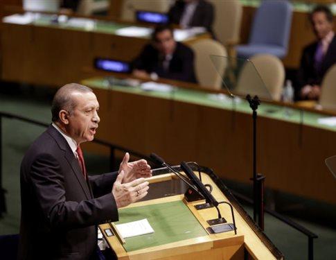 Αιγυπτιακή οργή κατά Ερντογάν για την «πύρινη» ομιλία κατά Σίσι στον ΟΗΕ