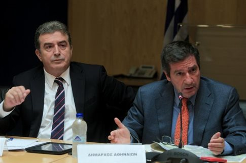 Προγραμματισμένη πεζοδρόμηση στην Αθήνα προτείνει ο Γ.Καμίνης