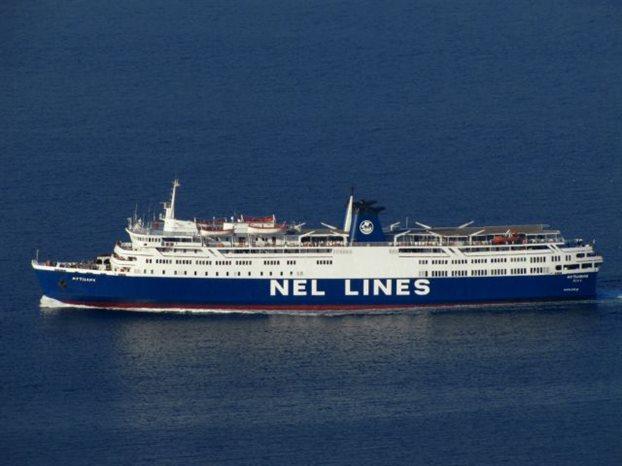 ΝΕΛ: Ζητά ελεύθερη δρομολόγηση πλοίου στο ΒΑ Αιγαίο