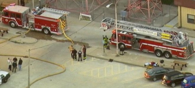 Χάος στο Σικάγο -Υπάλληλος έβαλε φωτιά στο κέντρο ελέγχου εναέριας κυκλοφορίας