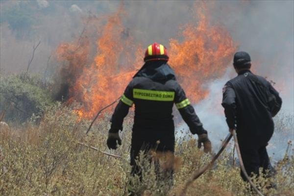 Εμπρησμοί οι πυρκαγιές στις δασικές εκτάσεις