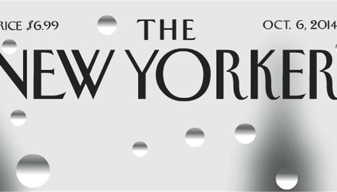 Κινούμενη εικόνα για πρώτη φορά στο εξώφυλλο του New Yorker