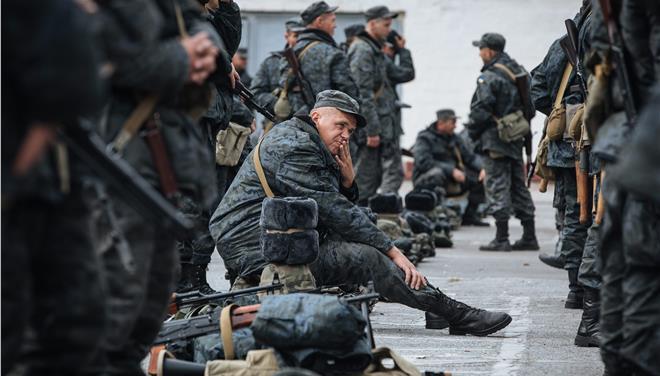 NATO: Εκατοντάδες ρώσοι στρατιώτες εξακολουθούν να βρίσκονται στην Ουκρανία