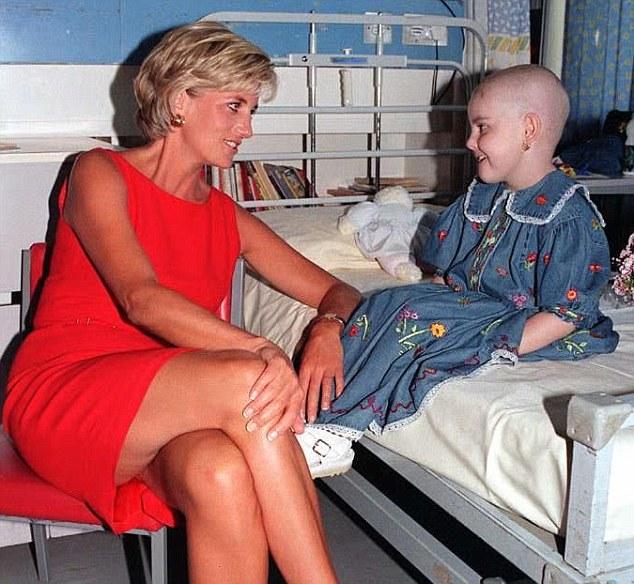 Εφυγε από τη ζωή σε ηλικία 21 ετών το κοριτσάκι με λευχαιμία που φωτογραφήθηκε με την Νταϊάνα