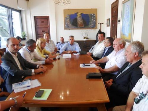 Ξεκινά η αναβάθμιση του αλιευτικού καταφυγίου στο Βότση της Αλοννήσου