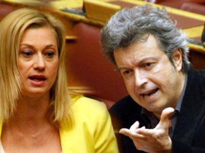Tατσόπουλος-Μακρή: Κόντρα μέσω Facebook