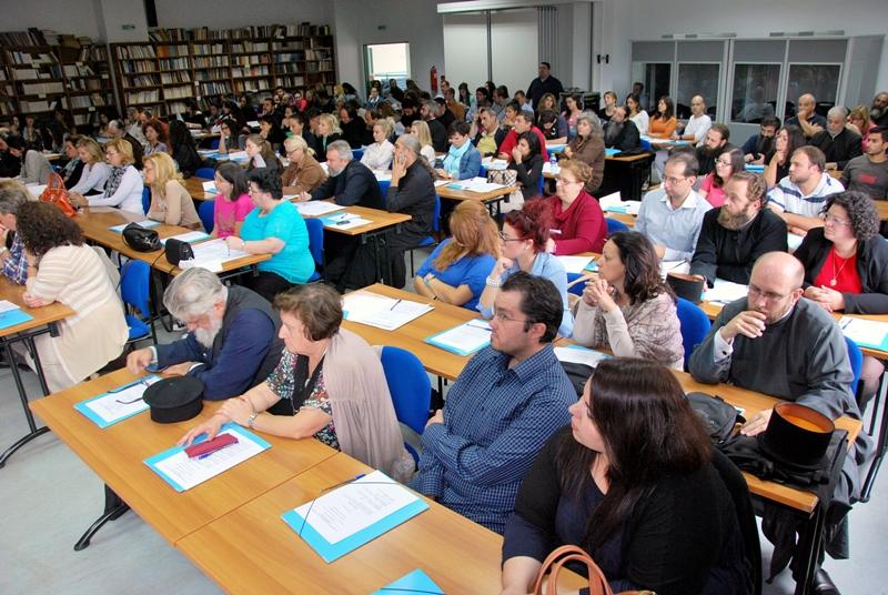 Παιδαγωγικό σεμινάριο στο Συνέδριο Στελεχών Νεανικού έργου της Ι. Μητροπόλεως Δημητριάδος