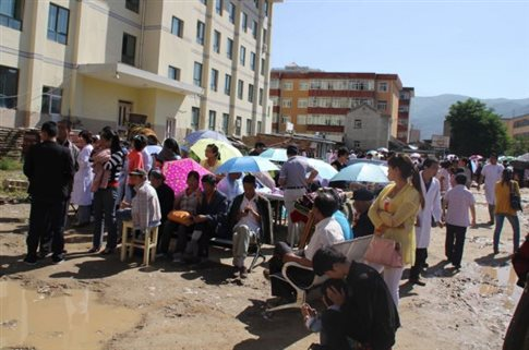 Ισχυρός σεισμός 6,3 βαθμών στην κινεζική επαρχία Γιουνάν