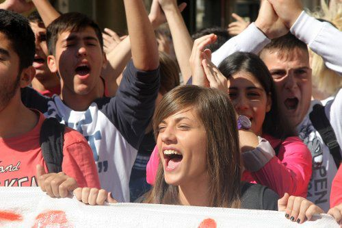 Ανοιχτή επιστολή μαθητών του Γυμνασίου - Λυκείου Ζαγοράς