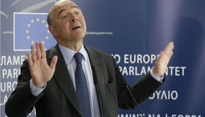«Ναι» της Ευρωβουλής στον Πιέρ Μοσκοβισί