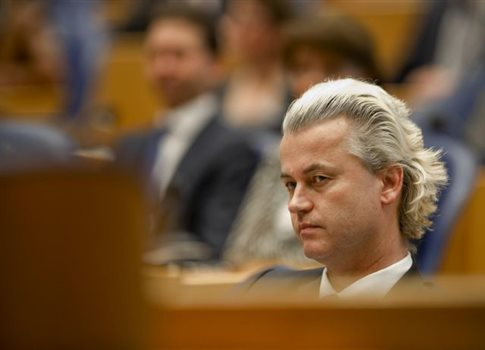 Ολλανδία: Εισαγγελία καλεί Βίλντερς για υποκίνηση φυλετικού μίσους