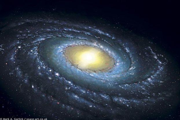 Οταν ο γαλαξίας μας συγκρουστεί με την Ανδρομέδα: Εκπληκτική προσομοίωση της NASA [βίντεο]