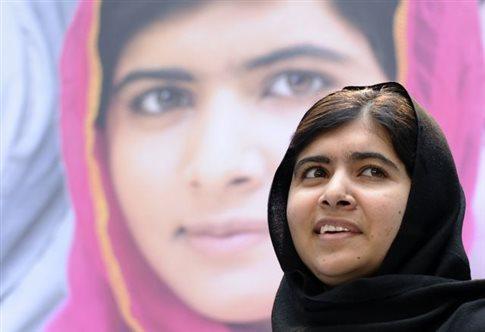Στη Μαλάλα και τον ινδό Κάιλας Σατιάρτι το Νόμπελ Ειρήνης για το 2014