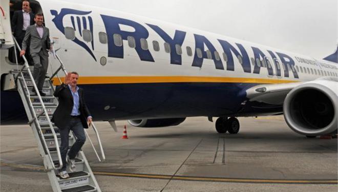 Αυξάνει τα δρομολόγια από Χανιά η Ryanair