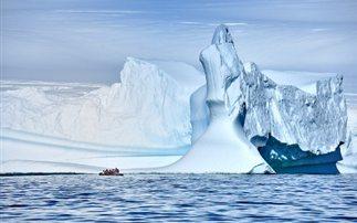 Επίπεδα ρεκόρ στους θαλάσσιους πάγους της Ανταρκτικής