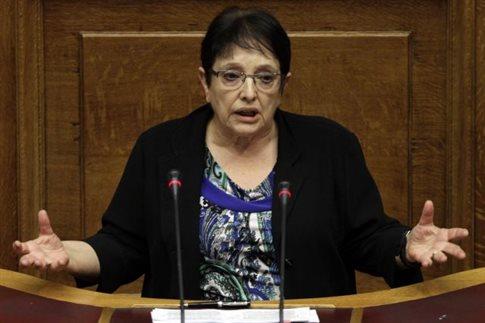 Παπαρήγα: Ο σοσιαλισμός του ΣΥΡΙΖΑ είναι σαν την άχνη στον κουραμπιέ