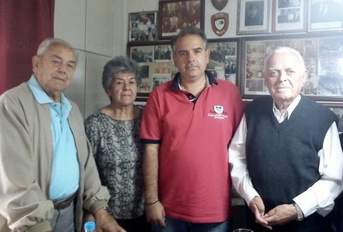 Στην Ενωση Αναπήρων ο αντιδήμαρχος Αρης Σαββάκης