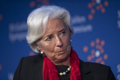 Τρεις όροι από την Λαγκάρντ για «συναινετικό διαζύγιο» με ο ΔΝΤ