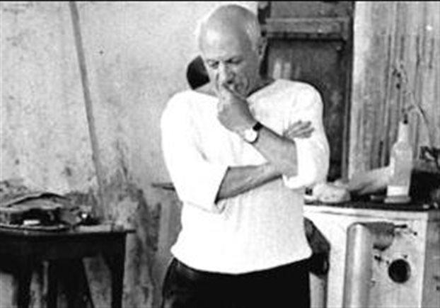 Γκαλερί εκθέτει άγνωστο αυτοπορτρέτο του Πικάσο για πρώτη φορά