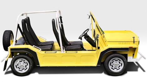 Ελληνοαυστραλός λανσάρει ξανά το αυτοκίνητο Mini Moke στην παγκόσμια αγορά