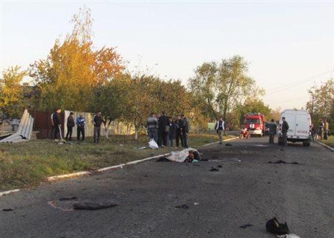 Ομογενείς έπεσαν νεκροί σε επίθεση με όλμους κοντά στη Μαριούπολη