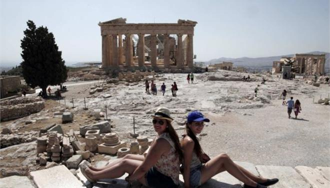 Δύο εκατομμύρια γερμανοί τουρίστες ήρθαν φέτος στην Ελλάδα μέσω της TUI Hellas