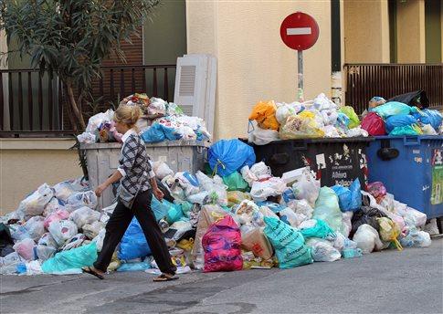 Δήμος Θεσσαλονίκης: Πρόστιμα στους πολίτες για τα σκουπίδια