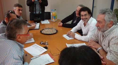 Λύσεις για το Κέντρο Υγείας ~ Έδωσε η σύσκεψη στο Δημαρχείο Αλμυρού