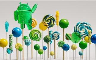 Η Google λανσάρει το «Lollipop»