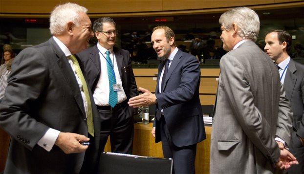 Βρυξέλλες: Ο Εμπολα επίκεντρο των συνομιλιών των ΥΠΕΞ των «28»