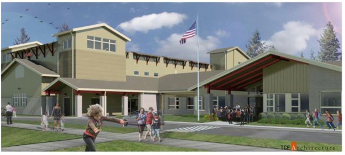 Στη στέγη ενός σχολείου το πρώτο καταφύγιο των ΗΠΑ για τσουνάμι από σεισμό 9 Ρίχτερ