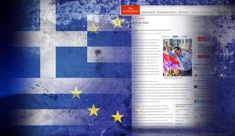 Economist: Ο Τσίπρας, πιο διαλλακτικός πια, χτίζει γέφυρες με Μέρκελ-ΕΕ