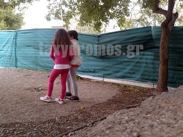 Λαμαρίνες - «λαιμητόμοι» στο 10ο Δημοτικό Σχολείο Βόλου