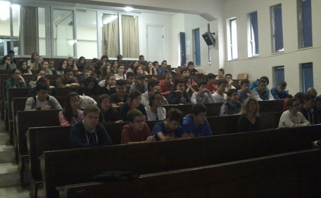 Με τη συμμετοχή 70 μαθητών δράση κατά της παχυσαρκίας