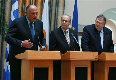 Κύπρος, Ελλάδα και Αίγυπτος ζητούν τερματισμό των τουρκικών προκλήσεων