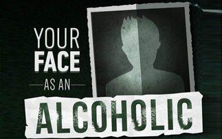 Πώς αλλοιώνεται το πρόσωπο από τη χρόνια χρήση αλκοόλ