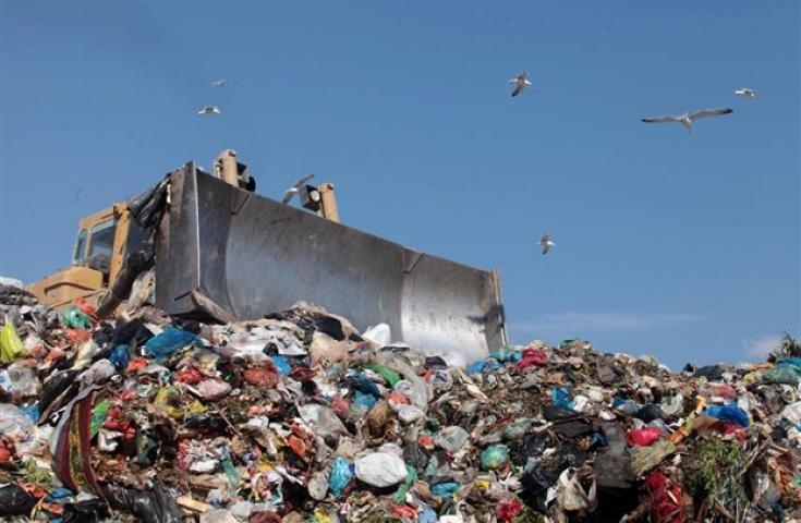Σύσκεψη για την επικαιροποίηση του Σχεδίου Διαχείρισης Αποβλήτων