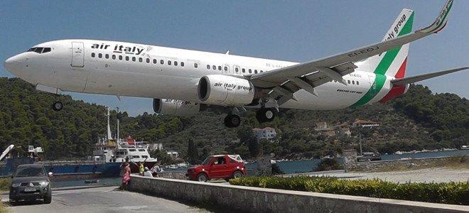 Τρομακτική προσγείωση στη Σκιάθο κάνει το γύρο του διαδικτύου