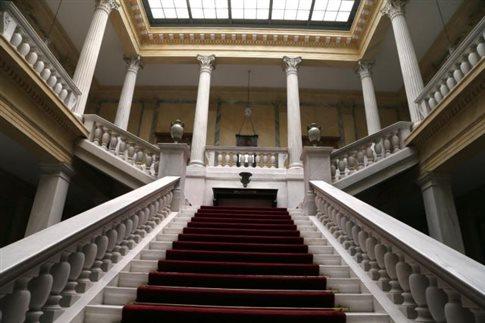 Με διαφορετική ατζέντα Σαμαράς και Τσίπρας στο Προεδρικό Μέγαρο