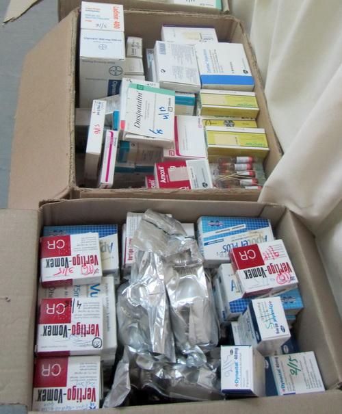 Δωρεά φαρμακευτικού υλικού