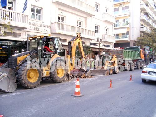 Στην Αποκεντρωμένη Διοίκηση η αρμοδιότητα για τα πεζοδρόμια