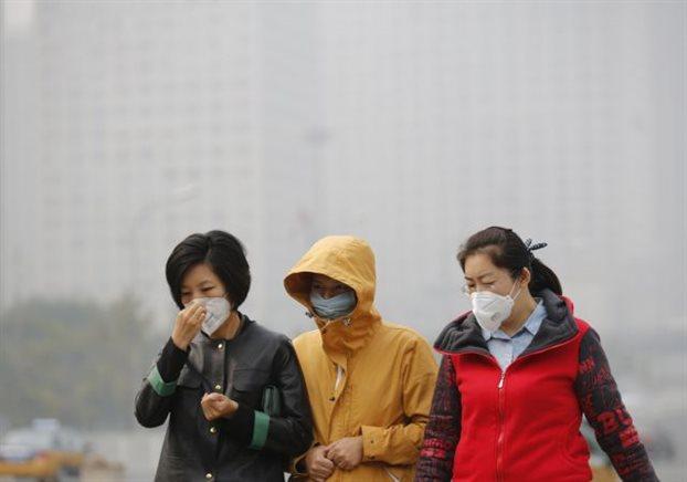 Κίνα: Το Πεκίνο κηρύσσει «πόλεμο κατά της ρύπανσης»