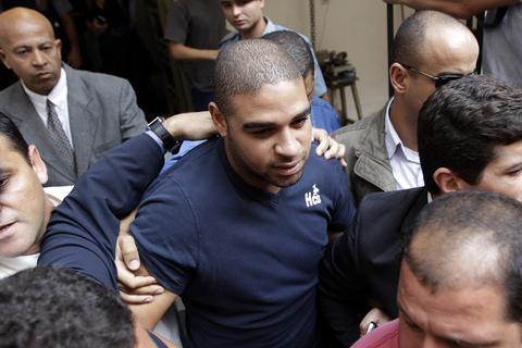 Κατηγορούμενος για διακίνηση ναρκωτικών ο Αντριάνο