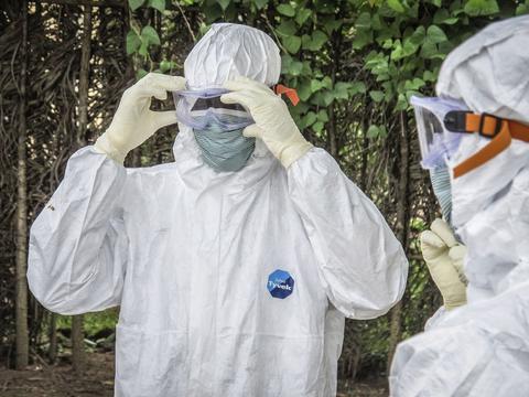 Δυτ. Αφρική: Ο πρόεδρος του Τόγκο επικεφαλής της περιφερειακής ομάδας δράσης κατά του Εμπολα